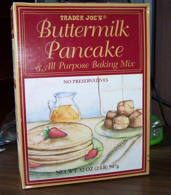 Pancakes 360 All New How To Make Aunt Jemima Pancake Mix For One