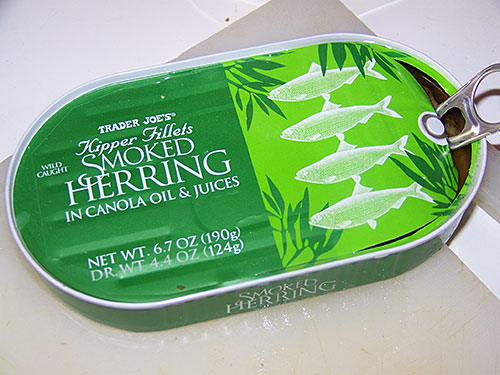 Canned Herring