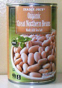 Trader Joe's Great Northern Beans