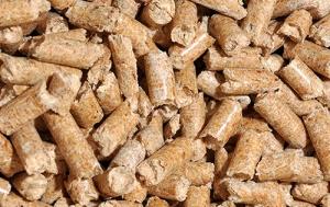pine pellets