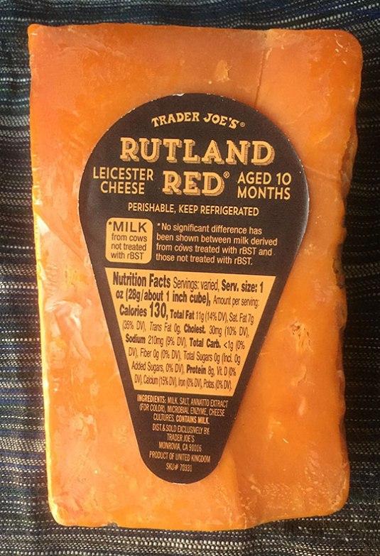rutlandredcheese